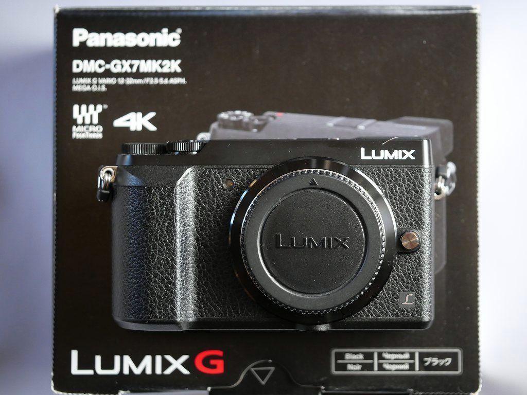 Panasonic Lumix GX7 Mark II ボディ(超美品中古)