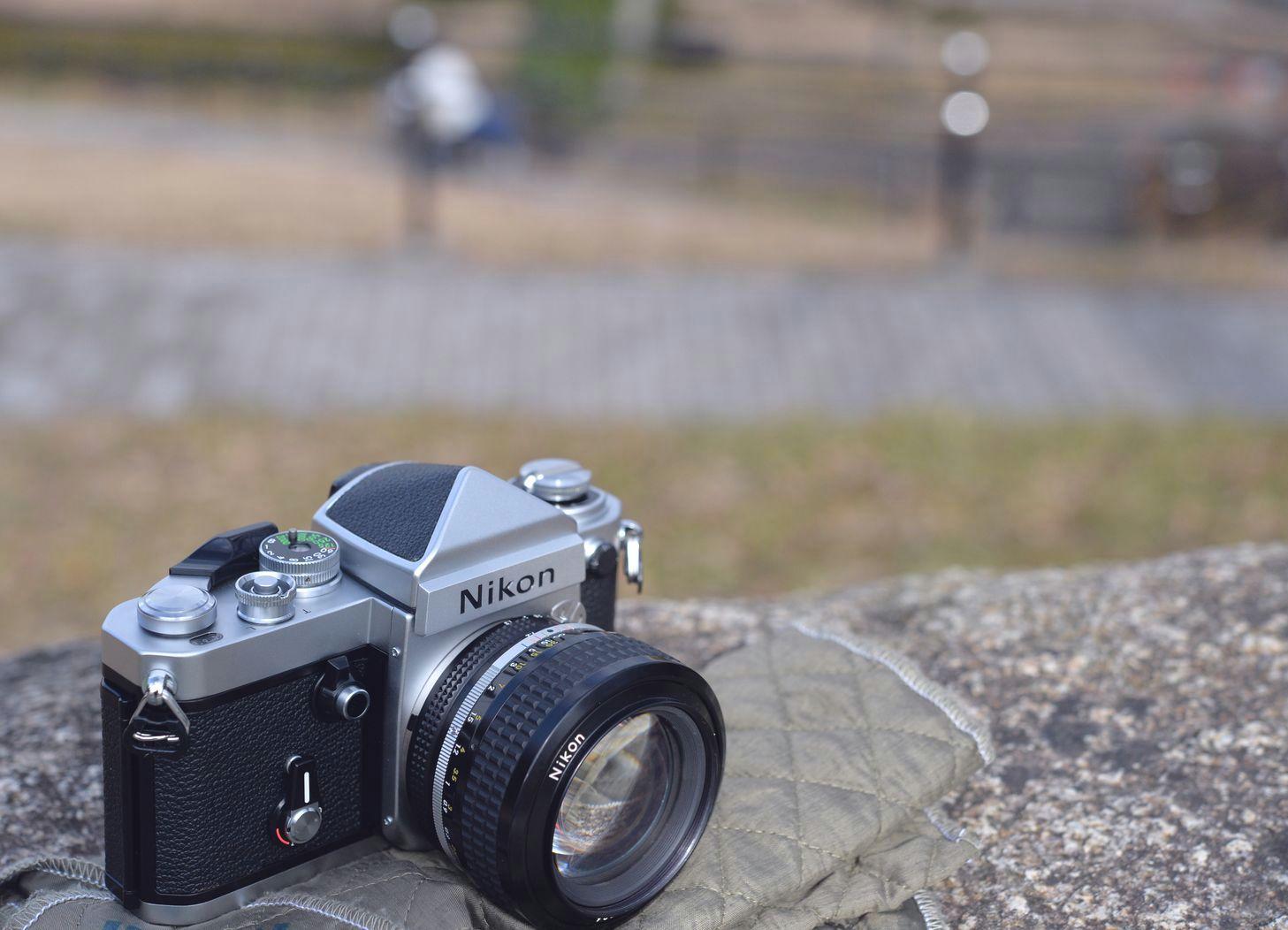 【送料無料】Nikon ニコンF2 ボディ(極上完璧品)