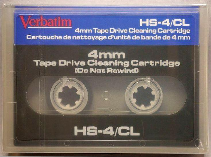 Verbatim バーベイタム DAT/DDS クリーニングカートリッジ(未開封新品)