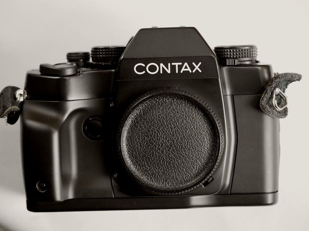【送料無料】Contax コンタックス RXボデイ (極美品中古)