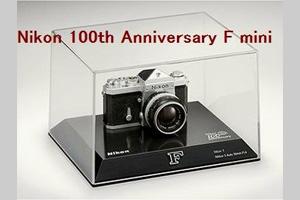 Nikon ニコン 100周年記念 F ミニチュア(新品)