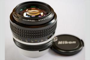 【送料無料】Nikon ニコン NIKKOR 50mm f1.2S (極美品中古)
