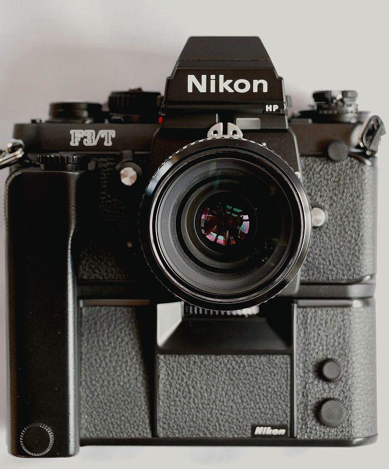 Nikon ニコンF3用モータードライブMD-4(極美品)