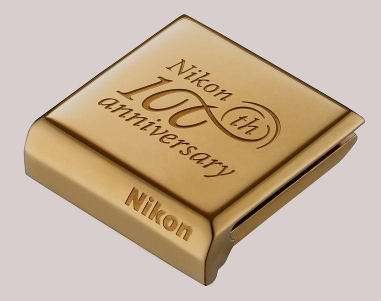 Nikon ニコン 100周年記念  アクセサリーシューカバー(新品)