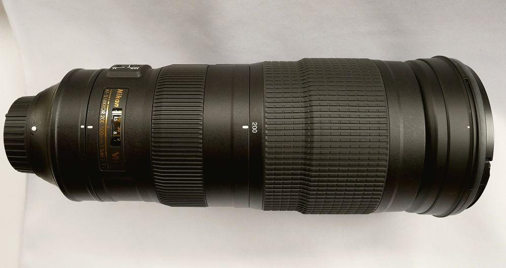【送料無料】Nikon ニコン AF-S Nikkor 200~500mm F5.6E ED VR(新同)